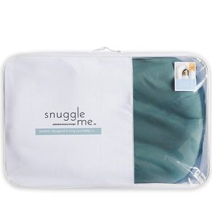 Snuggle me organic baby pillow